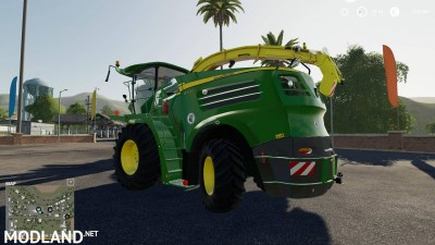 John Deere 8000 Serie Early Acces v 0.5, 2 photo