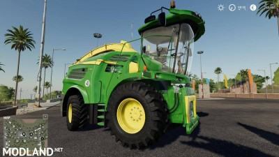 John Deere 8000 Serie Early Acces v 0.5, 4 photo