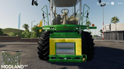 John Deere 8000 Serie Early Acces v 0.5, 5 photo
