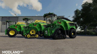 John Deere 9000 Kemper Pack Farbwahl v 1.2, 1 photo