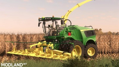 John Deere 9000 US Forage Harvestor v 1.0
