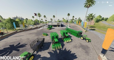 John Deere 9970 Cotton pack test v 1.0 - Direct Download image