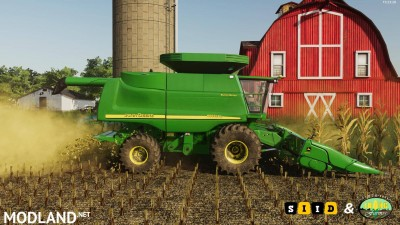 John Deere STS 60 & 70 Series Official v 2.0, 2 photo