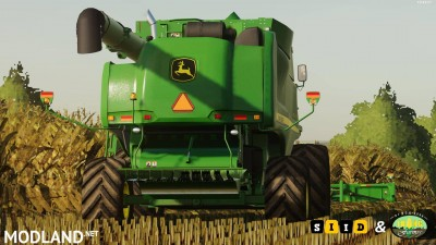 John Deere STS 60 & 70 Series Official v 2.0, 4 photo