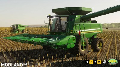John Deere STS 60 & 70 Series Official v 2.0, 5 photo