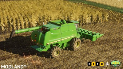 John Deere STS 60 & 70 Series Official v 2.0, 6 photo