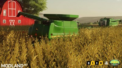 John Deere STS 60 & 70 Series Official v 2.0, 8 photo