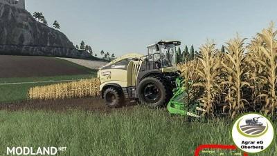 Krone BigX 1180 By Agrar eG Oberberg v 1.2, 1 photo