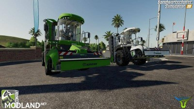 Krone Ernter Pack by Bonecrusher6 v 2.5, 2 photo