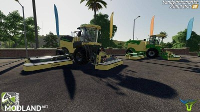 Krone Ernter Pack by Bonecrusher6 v 2.5, 3 photo