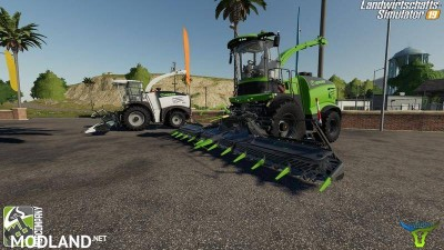 Krone Ernter Pack by Bonecrusher6 v 2.5, 1 photo