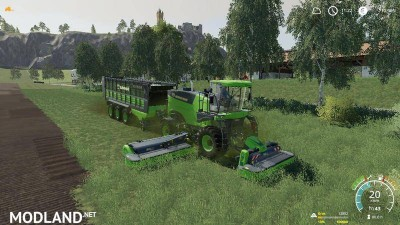 Krone Pack OY MP v 19.6