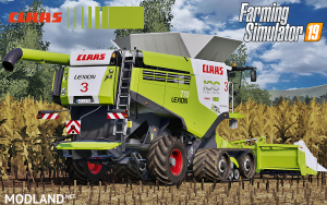 Claas Lexion 700 Series Full Pack v 4.0, 2 photo