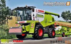 Claas Lexion 600 Series(Old Generation) v 2.0, 1 photo
