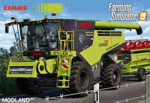Claas Lexion 795 Monster Limited Edition, 1 photo