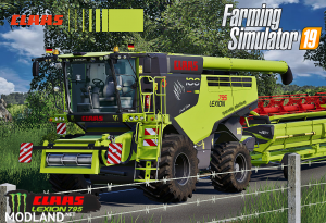 Claas Lexion 795 Monster Limited Edition v 2.0, 1 photo