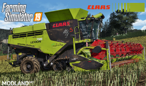 Claas Lexion 795 Monster Limited Edition, 2 photo