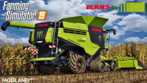 Claas Lexion 795 Monster Limited Edition v 2.0, 2 photo