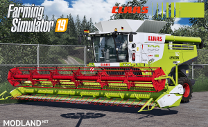 Claas Lexion 700 Series Full Pack v 4.0, 3 photo