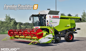 Claas Lexion 670 Full Pack, 2 photo