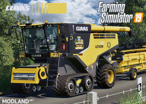 Claas Lexion 700 Series USA Edition