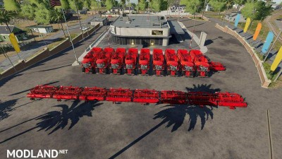 Multi Fruit harvester v 1.0