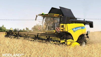 New Holland CR 8.90 v 1.0, 2 photo