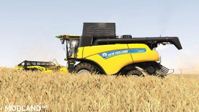 New Holland CR 8.90 v 1.0, 3 photo