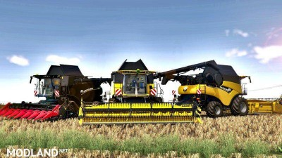 New Holland CR 8.90 v 1.0, 1 photo