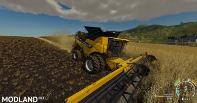 New Holland CR10.90 American v 1.1, 2 photo