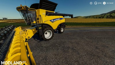 New Holland CR10.90 American v 1.1, 4 photo