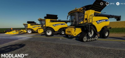 New Holland CR10.90 American v 1.1