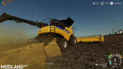 New Holland CR10.90 American v 2.0, 2 photo