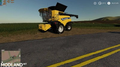 New Holland CR10.90 American v 2.0, 1 photo