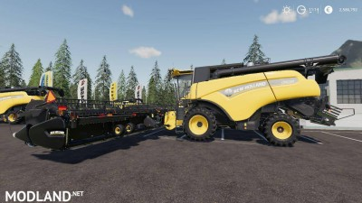New Holland CR10.90 by Stevie, 3 photo