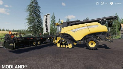 New Holland CR10.90 by Stevie, 4 photo