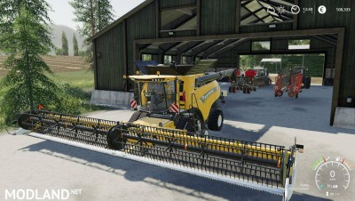 New Holland CR1090 Revelation Dual Crawler By Stevie