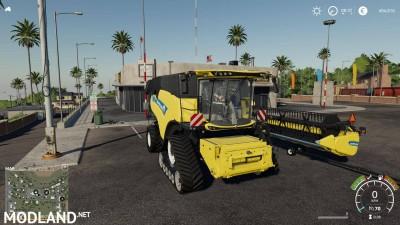 New Holland CR1090 v 1.0