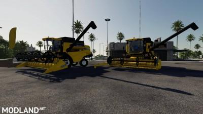 New Holland CS640 v 1.0