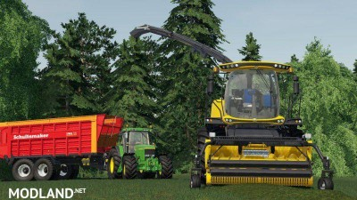 New Holland FR 780 (manual pipe) v 1.0, 3 photo