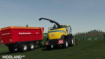 New Holland FR 780 (manual pipe) v 1.0, 1 photo