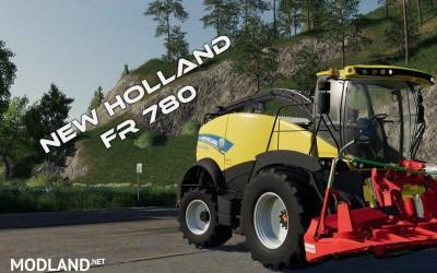New Holland FR 780 v 1.0