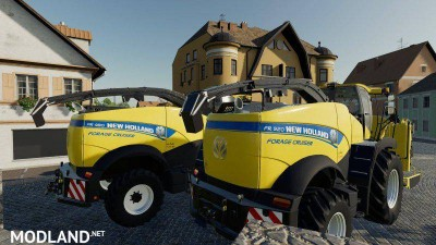 New Holland FR Series v 1.0, 2 photo