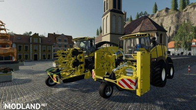 New Holland FR Series v 1.0, 3 photo