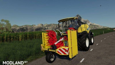 New Holland FR Series v 1.0, 1 photo