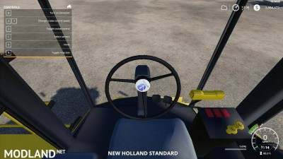 New Holland tr98 beta, 8 photo