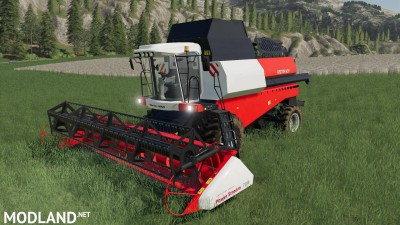 Rostselmash Vector 420 v 1.0.1.1