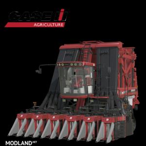 Case IH Cotton Harvester Module Express 635 MK II, 1 photo
