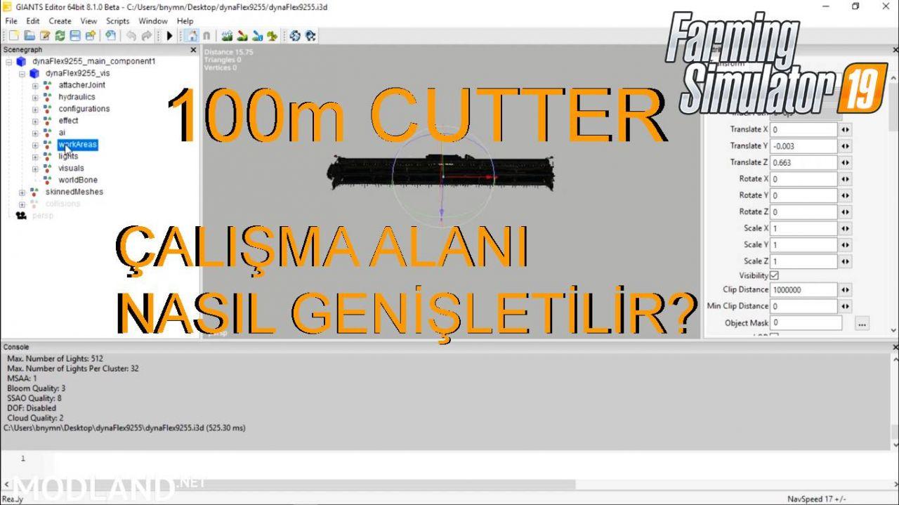 DynaFlex9255 100m