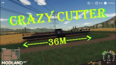 Crazy Cutter PowerFlow v 1.0